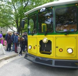 Museum Day Trolley _newsflash