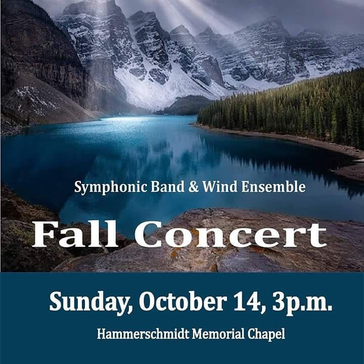 Fall 2018 Band Concert