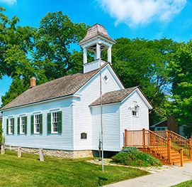 Churchville Schoolhouse_newsflash